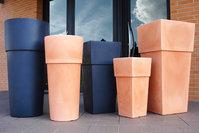 Vasi in plastica design - Casa e giardino - arredogiardini.it
