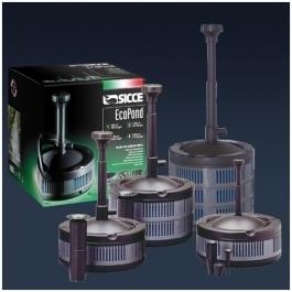 Filtro con pompa ecopond 2 acqua laghetto for Pompa con filtro per laghetto
