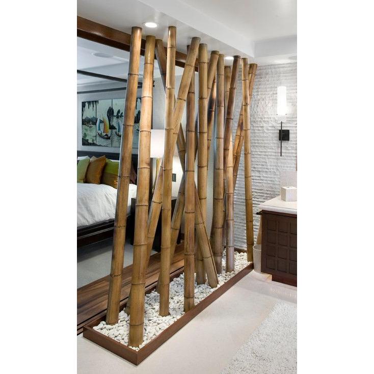 Il Gigante Tavoli Da Giardino.Bambu Gigante Canna Bamboo Lunghezza Cm 300 Arredogiardini It