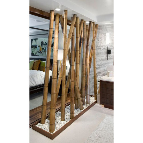 Canne di bamb for Arredamento bambu