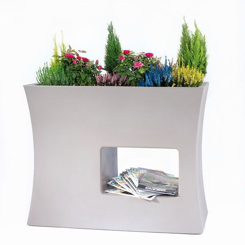 Vasi Per Giardino In Plastica.Vasi In Plastica Design Casa E Giardino Arredogiardini It