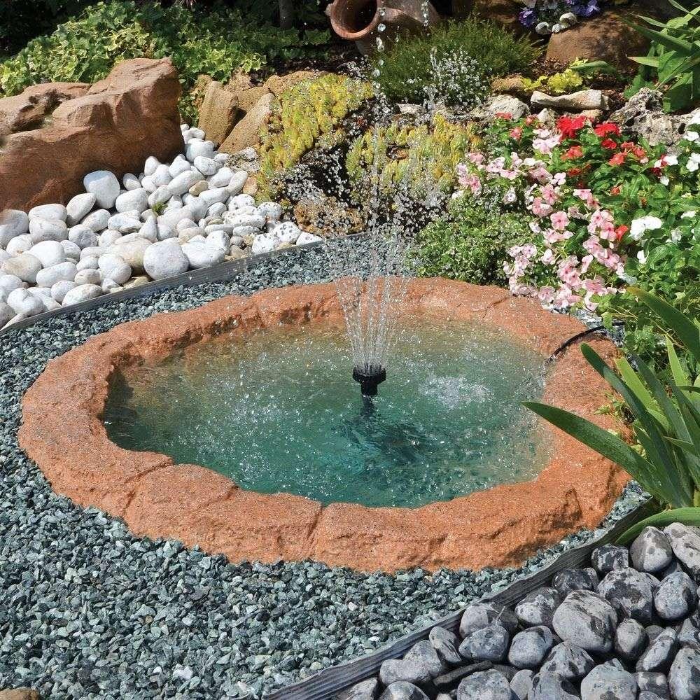 Telo Per Laghetto Da Giardino laghetto da giardino gargano cm 110x103x36h - arredogiardini.it