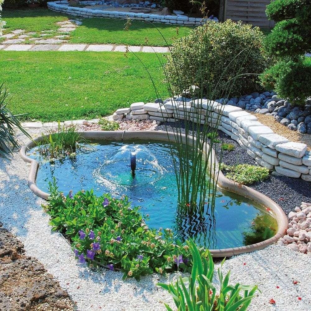 Telo Per Laghetto Da Giardino laghetto da giardino bahamas cm 238x163x50h - arredogiardini.it