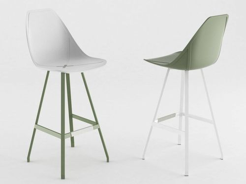 X STOOL Sgabello in polipropilene ALMA DESIGN