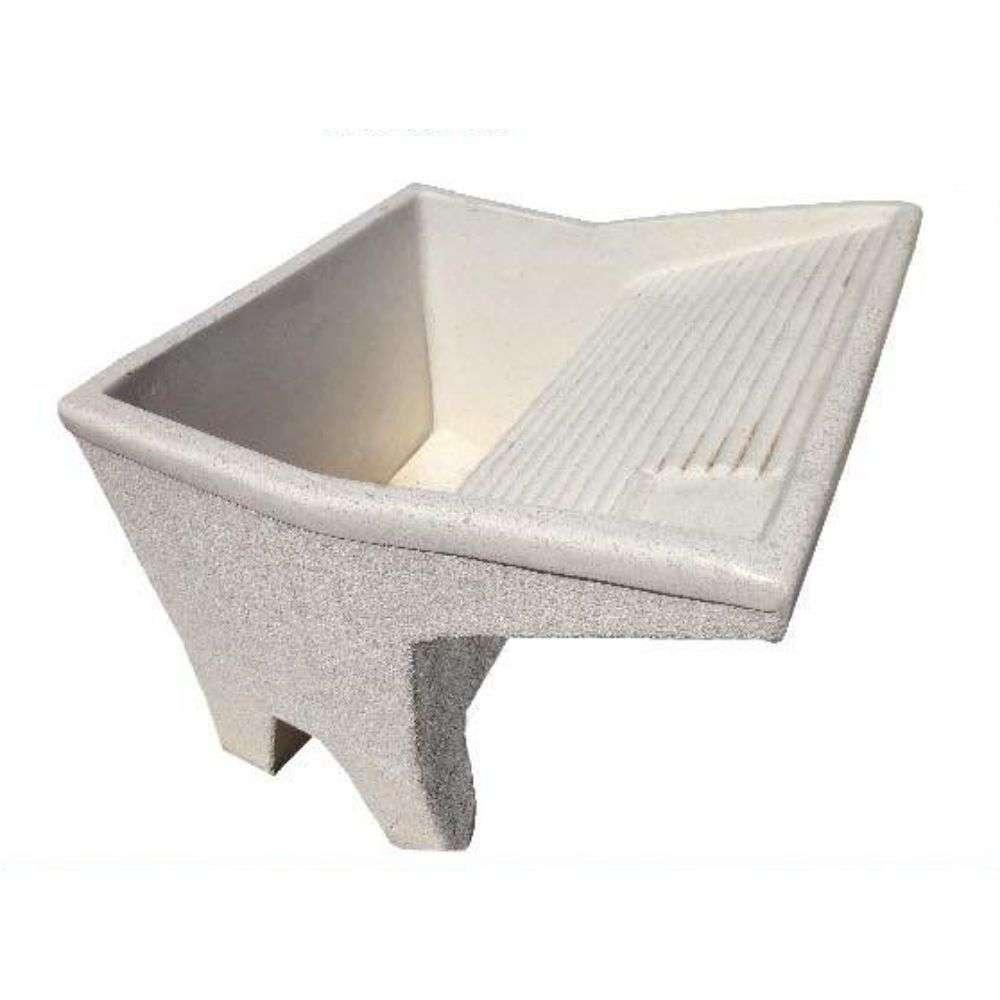 Fioriere Da Esterno In Cemento lavatoio in cemento + misure/trattamenti - arredogiardini.it