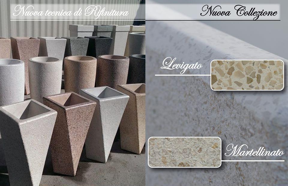 Sgabello rettangolare in cemento cm h arredogiardini