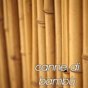 Vendita Bambu Milano.Canne Di Bambu Arredogiardini It