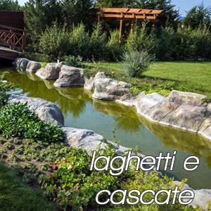 Arredamento per giardino casa e fai da te for Cascate e laghetti da giardino